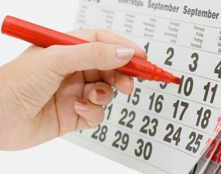 Your Marketing Calendar